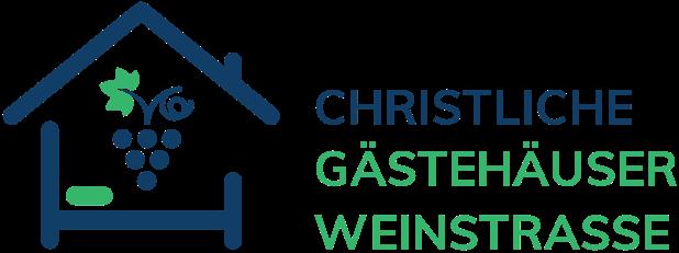 Logo Christliche Gästehäuser Weinstrasse